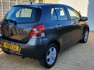 2010 Toyota Yaris Tr Vvt I 1.33 #6 MONTH WARRANTY INCLUDED#
