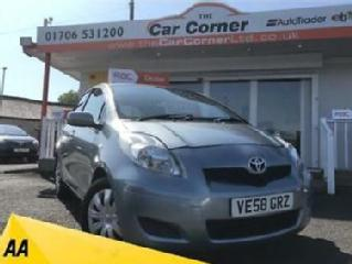Toyota Yaris VVT I TR used cars Rochdale, Greater Manchester