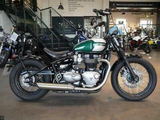 Triumph Bobber Low Mileage Approved Used
