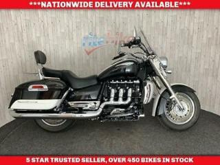 TRIUMPH ROCKET III ROCKET 111 TOURING ABS MODEL 1 OWNER FROM NEW 2011 11