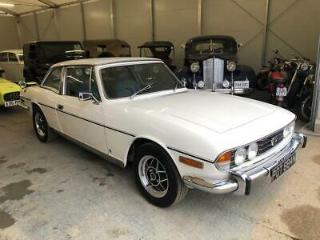 Triumph Stag,3.0 v8 automatic, hard and soft tops
