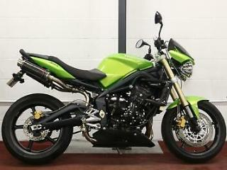 Triumph Street Triple 675 * Very Low Mileage FSH Lovely Condition