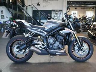 Triumph Street Triple RS Approved Used