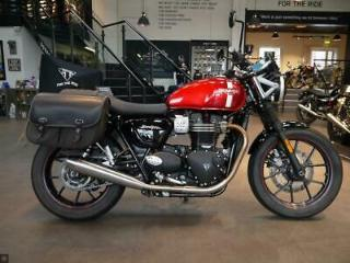 Triumph Street Twin Approved Used