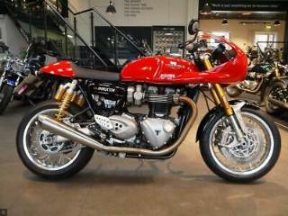 Triumph Thruxton 1200 R Tracker Racer Kit Approved Used