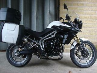 Triumph Tiger 800, 2011, 11,384 miles, Immaculate Condition, 1 Owner