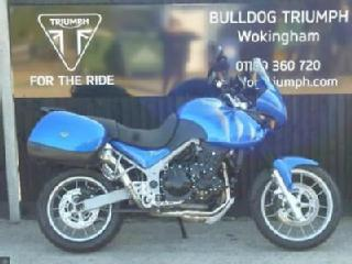 TRIUMPH TIGER 955i, 1 OWNER, ONLY 15,899 MILES