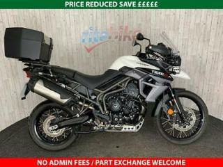 TRIUMPH TIGER TIGER 800 XCA ABS MODEL LOW MILEAGE 1 OWNER 2017 67