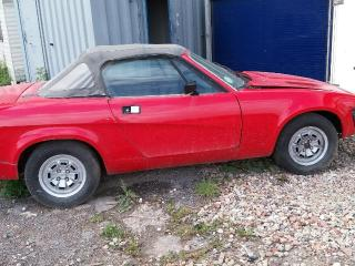 Used Triumph Tr7 Cars For Sale In The Uk Nestoria Cars