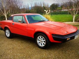 Used Triumph TR7 cars for sale in The UK - Nestoria Cars