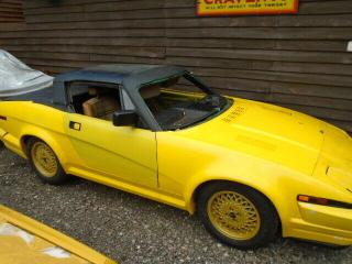 Triumph TR7 PICKUP / UTE! Fancy something different?Here it is! Needs finishing