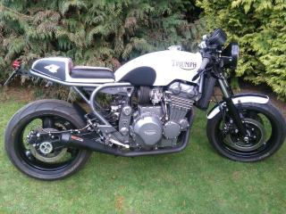 Triumph Trident 900 CRK Cafe Racer Special