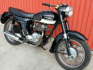 Triumph Twenty One 3TA 350cc 1965 Matching Frame & Engine Nos, V5C & Log Book