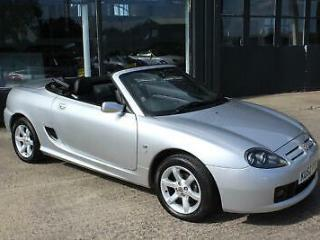 TROPHY CARS MGF MGTF 135,ONLY 17000 MLS,FULL LEATHER,NEW HEADGASKET,BELT&PUMP