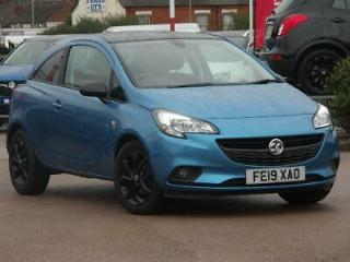 VAUXHALL 1.4 16V 75PS GRIFFIN 3DR PERSIAN BLUE