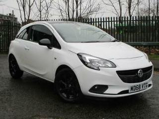 VAUXHALL 1.4 16V 75PS GRIFFIN 3DR SUMMIT WHITE