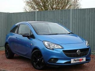 VAUXHALL 1.4 16V 90PS GRIFFIN 3DR PERSIAN BLUE