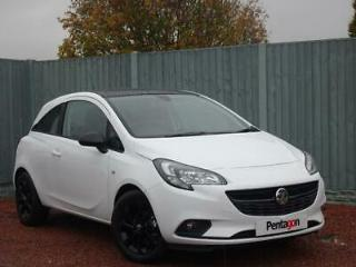 VAUXHALL 1.4 16V 90PS GRIFFIN 3DR SUMMIT WHITE