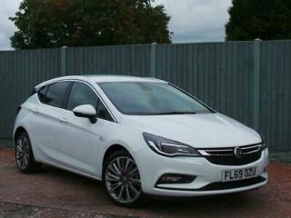 VAUXHALL 1.4 16V TURBO 150PS GRIFFIN 5DR SUMMIT WHITE