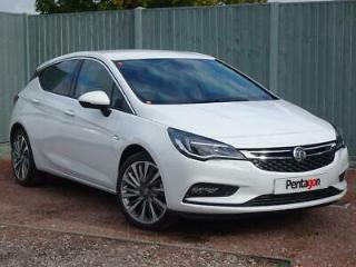 VAUXHALL 1.4 16V TURBO 150PS GRIFFIN 5DR WHITE