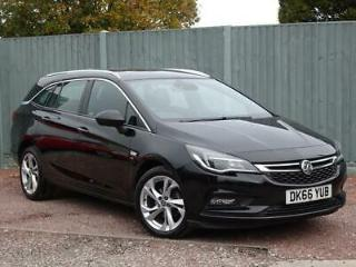 VAUXHALL 1.4 16V TURBO 150PS SRI SPORTS TOURER ESTATE A