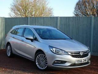 VAUXHALL 1.6 CDTI 136PS ELITE NAV SPORTS TOURER ESTATE
