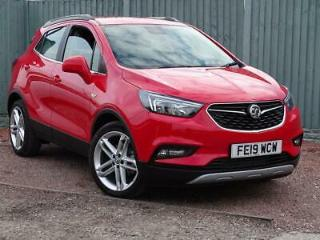 VAUXHALL 1.6 CDTI 136PS GRIFFIN 5DR ABSOLUTE RED