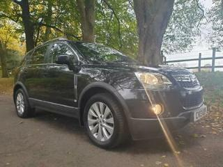 Vauxhall Antara 2.2CDTi AWD 2013 Exclusiv + One Owner + 68K