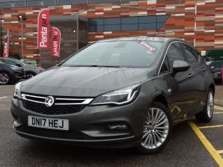 Vauxhall Astra 1.4 16V 150PS ELITE 5DR 5 DOOR HATCHBACK, 8975 miles, £11795