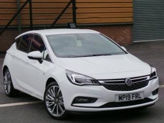 Vauxhall Astra 1.4 16V TURBO 150PS GRIFFIN 5DR, 25 miles, £15995