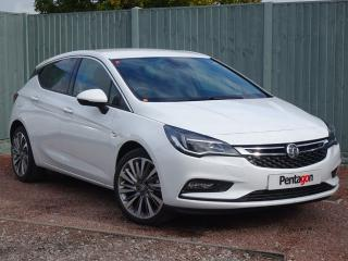 Vauxhall Astra 1.4 16V TURBO 150PS GRIFFIN 5DR, 25 miles, £16995