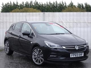Vauxhall Astra 1.4 16V TURBO 150PS GRIFFIN 5DR AUTO 5 DOOR HATCHBACK, 4999 miles, £17995