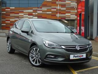 Vauxhall Astra 1.4 16V TURBO 150PS GRIFFIN 5DR AUTO START STOP, 25 miles, £16995
