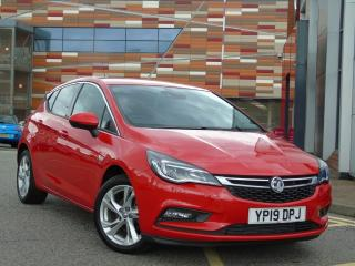 Vauxhall Astra 1.4 16V TURBO 150PS SRI 5DR, 25 miles, £14995