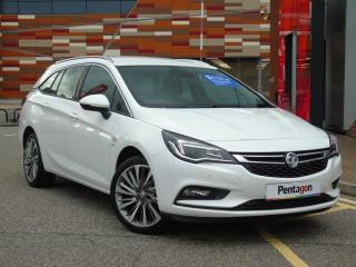 Vauxhall Astra 1.4 16V TURBO 150PS SRI NAV SPORTS TOURER ESTATE, 25 miles, £16995
