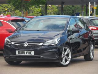 Vauxhall Astra 1.4 16V TURBO 150PS SRI VX LINE 5DR 5 DOOR HATCHBACK, 20565 miles, £10995