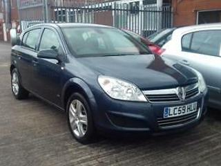 VAUXHALL ASTRA 1.4, FSH, 1 OWNER FROM NEW!