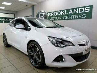 Vauxhall Astra 1.4 GTC LIMITED EDITION S/S [3X SERVICES and 20in BICOLOUR ALLOY