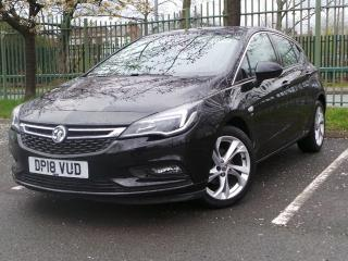 Vauxhall Astra 1.4 16V 150PS SRI 5DR 5 DOOR HATCHBACK, 12972 miles, £11495