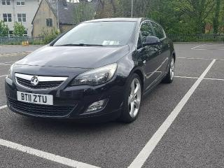 Vauxhall Astra 1.4 SRI 5d 138 BHP ONLY 45K, 1.4 TURBO, 5 DOOR,Fulll Year MOT