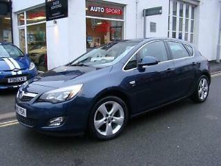 Vauxhall Astra 1.4 SRi TURBO 5 DOOR HATCHBACK, 2010 WITH 57000 MILES, SUPERB CAR