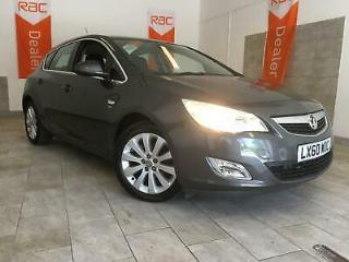 Vauxhall Astra 1.4i 16v Turbo Elite