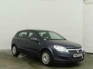 Vauxhall Astra 1.6 16v 115ps a/c 2009MY Life low miles mint condition 68miles