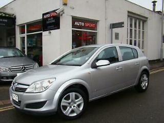 Vauxhall Astra 1.6 Active Plus, 2009 WITH 73000 MLS, SUPERB VALUE CAR