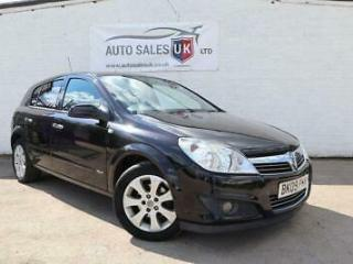 VAUXHALL ASTRA 1.6 BREEZE PLUS GOOD BAD CREDIT CAR FINANCE AVILABLE!