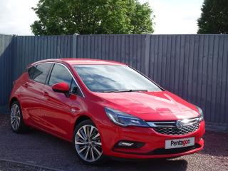 Vauxhall Astra 1.6 CDTI 136PS GRIFFIN 5DR 5 DOOR HATCHBACK, 7999 miles, £17495