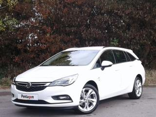 Vauxhall Astra 1.6 CDTI 136PS SRI NAV SPORTS TOURER ESTATE ESTATE, 13999 miles, £13495