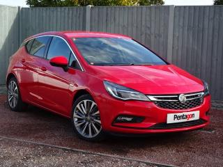 Vauxhall Astra 1.6 CDTI 136PS GRIFFIN 5DR, 25 miles, £16995