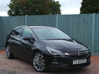Vauxhall Astra 1.6 CDTI 136PS GRIFFIN 5DR 5 DOOR HATCHBACK, 4999 miles, £16995