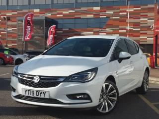 Vauxhall Astra 1.6 GRIFFIN CDTI S/S, 4999 miles, £17495